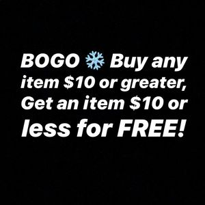 Other - One per order! 🥰❄️